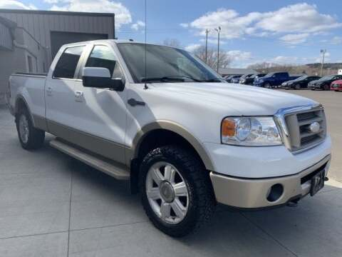 2007 Ford F-150 for sale at Somerset Sales and Leasing in Somerset WI