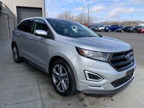 2015 Ford Edge Sport for sale at Somerset Sales and Leasing in Somerset WI