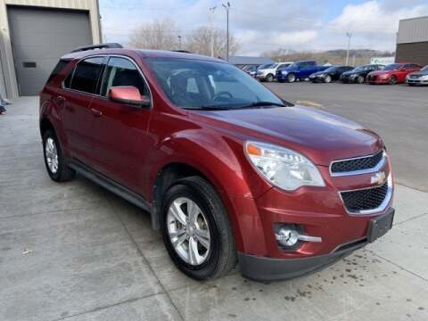 2012 Chevrolet Equinox LT for sale at Somerset Sales and Leasing in Somerset WI