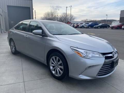 2016 Toyota Camry XLE for sale at Somerset Sales and Leasing in Somerset WI