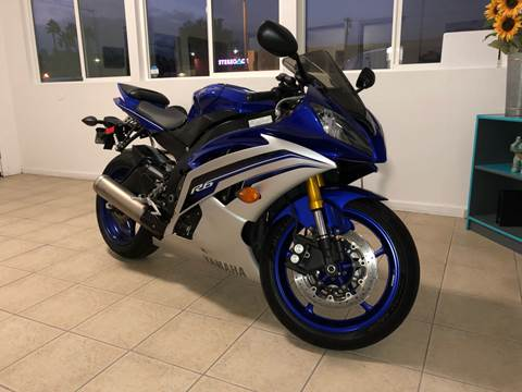 2016 Yamaha YZF-R6 for sale in Ontario, CA