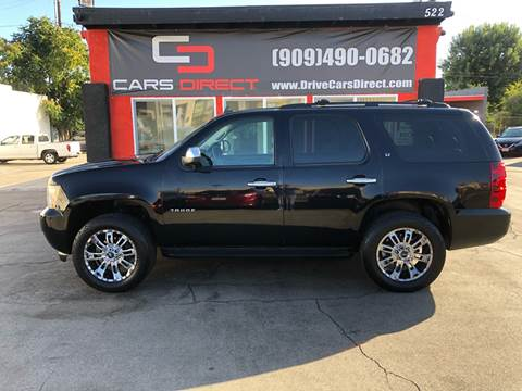 2011 Chevrolet Tahoe for sale in Ontario, CA