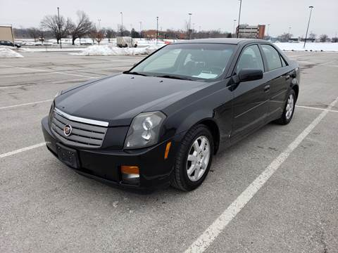 2006 Cadillac CTS for sale at Auto Hub in Grandview MO