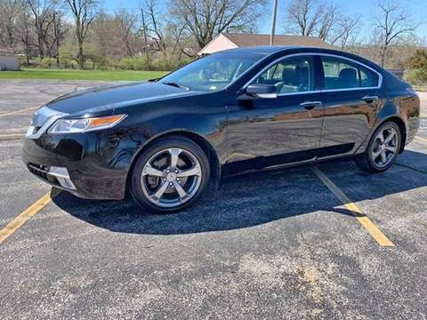 2011 Acura TL for sale at Auto Hub in Grandview MO