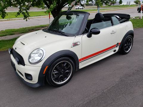 2010 MINI Cooper for sale at Auto Hub in Grandview MO