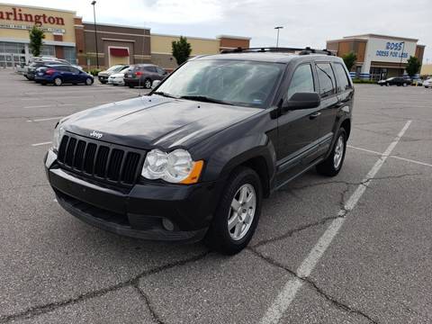 2008 Jeep Grand Cherokee for sale at Auto Hub in Grandview MO