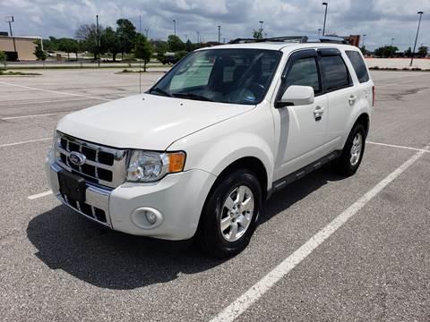 2011 Ford Escape for sale at Auto Hub in Grandview MO