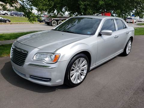 2012 Chrysler 300 for sale at Auto Hub in Grandview MO
