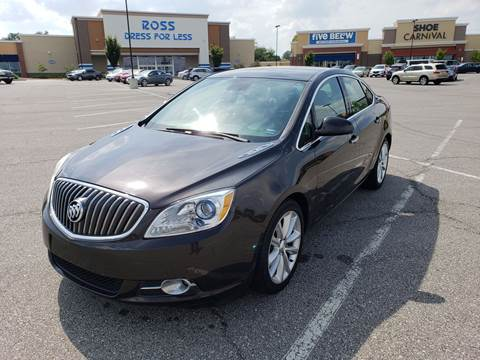 2013 Buick Verano for sale at Auto Hub in Grandview MO