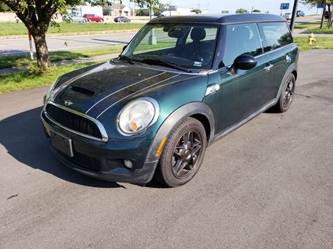 2009 MINI Cooper Clubman for sale at Auto Hub in Grandview MO
