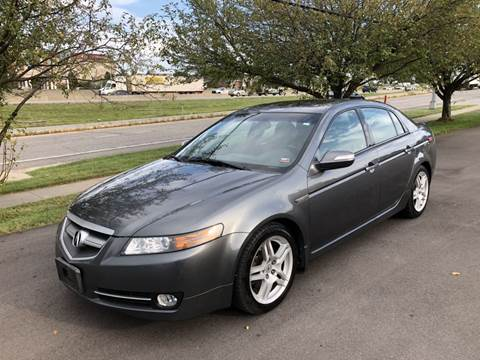 2008 Acura TL for sale at Auto Hub in Grandview MO