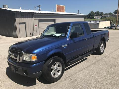 2008 Ford Ranger for sale at Auto Hub in Grandview MO