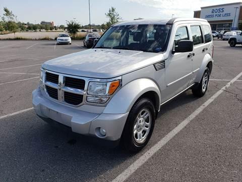 2011 Dodge Nitro for sale at Auto Hub in Grandview MO