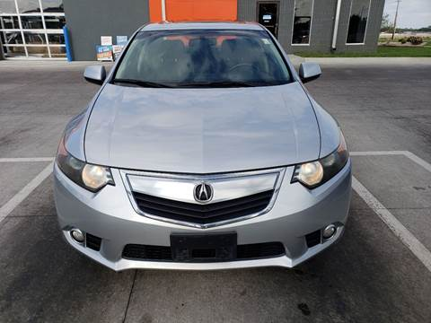 2012 Acura TSX for sale at Auto Hub in Grandview MO