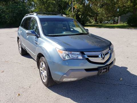 2008 Acura MDX for sale at Auto Hub in Grandview MO
