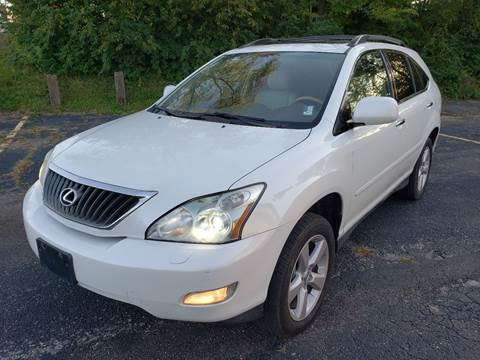 2008 Lexus RX 350 for sale at Auto Hub in Grandview MO
