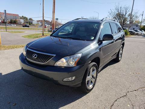 2007 Lexus RX 350 for sale at Auto Hub in Grandview MO