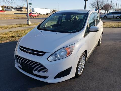 2013 Ford C-MAX Hybrid for sale at Auto Hub in Grandview MO