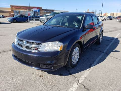 2011 Dodge Avenger for sale at Auto Hub in Grandview MO