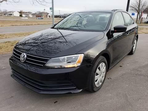 2015 Volkswagen Jetta for sale at Auto Hub in Grandview MO