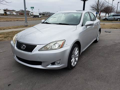 2010 Lexus IS 250 for sale at Auto Hub in Grandview MO