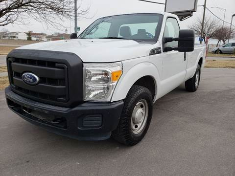 2012 Ford F-250 Super Duty for sale at Auto Hub in Grandview MO
