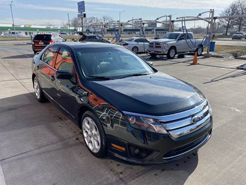 2011 Ford Fusion for sale at Auto Hub in Grandview MO