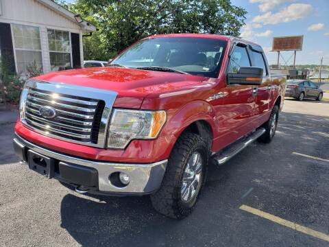 2012 Ford F-150 for sale at Auto Hub in Grandview MO