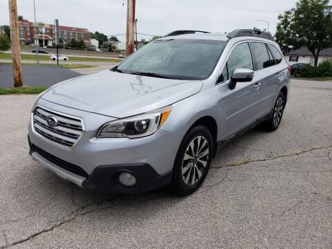 2015 Subaru Outback for sale at Auto Hub in Grandview MO