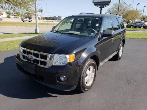 2010 Ford Escape for sale at Auto Hub in Grandview MO