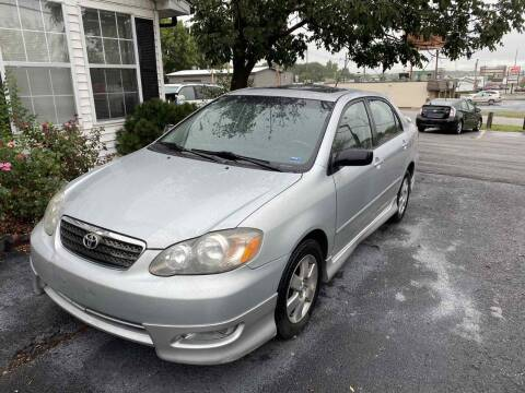 2007 Toyota Corolla for sale at Auto Hub in Grandview MO