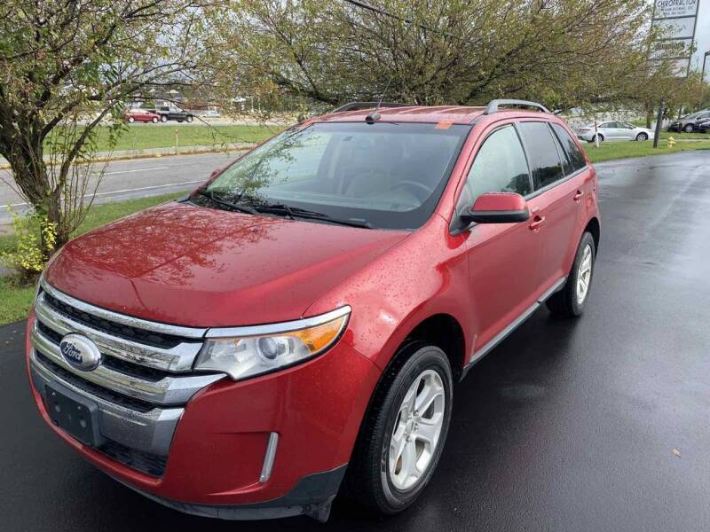 2012 Ford Edge for sale at Auto Hub in Grandview MO