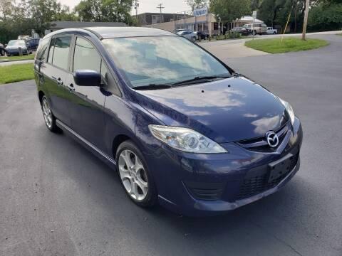 2010 Mazda MAZDA5 for sale at Auto Hub in Grandview MO
