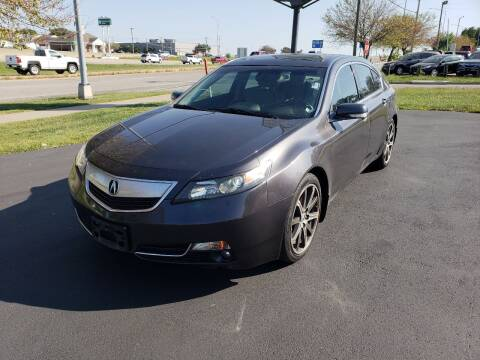2012 Acura TL for sale at Auto Hub in Grandview MO