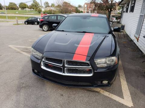 2014 Dodge Charger for sale at Auto Hub in Grandview MO