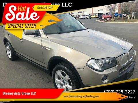 2007 BMW X3 for sale in Leesburg, VA