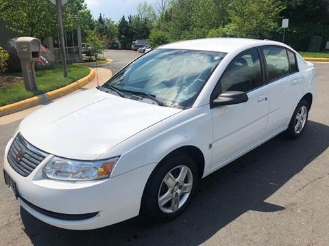 2007 Saturn Ion for sale at Dreams Auto Sales LLC in Leesburg VA