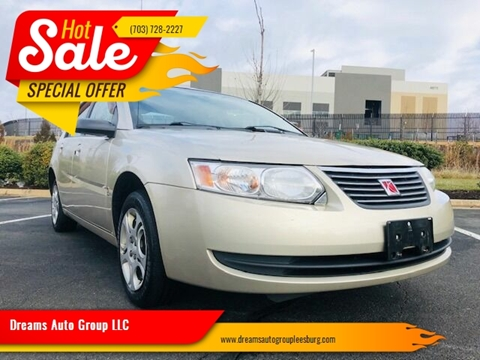 2005 Saturn Ion for sale at Dreams Auto Group LLC in Leesburg VA