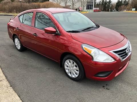 2016 Nissan Versa for sale at Dreams Auto Group LLC in Leesburg VA