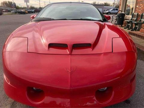 1997 Pontiac Firebird for sale in Shawnee, OK