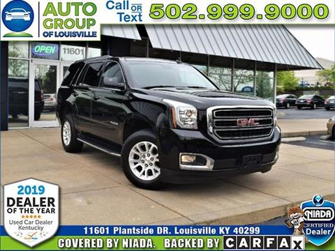 2017 GMC Yukon for sale in Louisville, KY