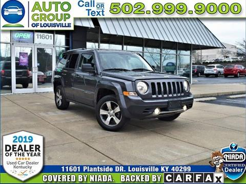 2016 Jeep Patriot for sale in Louisville, KY