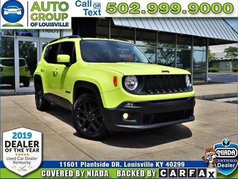 2017 Jeep Renegade for sale in Louisville, KY