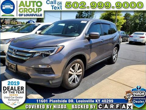 2017 Honda Pilot for sale in Louisville, KY