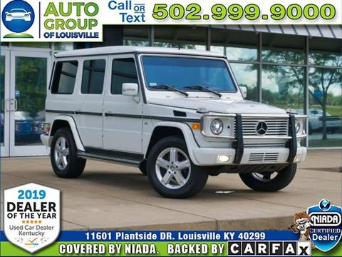 2008 Mercedes-Benz G-Class for sale in Louisville, KY