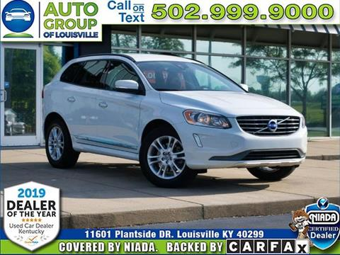 2015 Volvo XC60 for sale in Louisville, KY