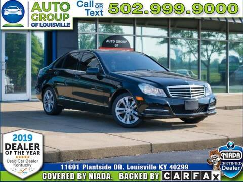 Used Cars For Sale Louisville Ky >> Used Mercedes Benz C Class For Sale In Louisville Ky