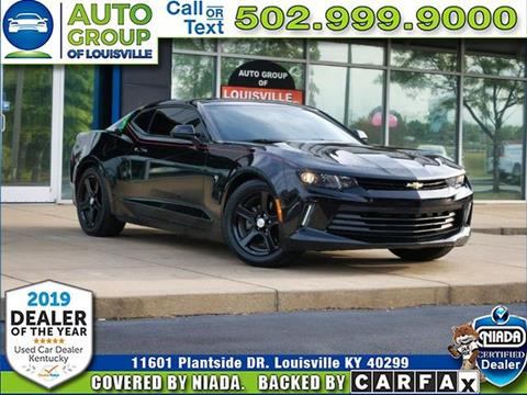2018 Chevrolet Camaro for sale in Louisville, KY