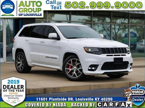 2017 Jeep Grand Cherokee for sale in Louisville, KY