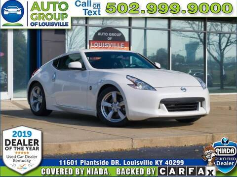 Used Cars For Sale Louisville Ky >> Used Nissan 370z For Sale In Louisville Ky Carsforsale Com